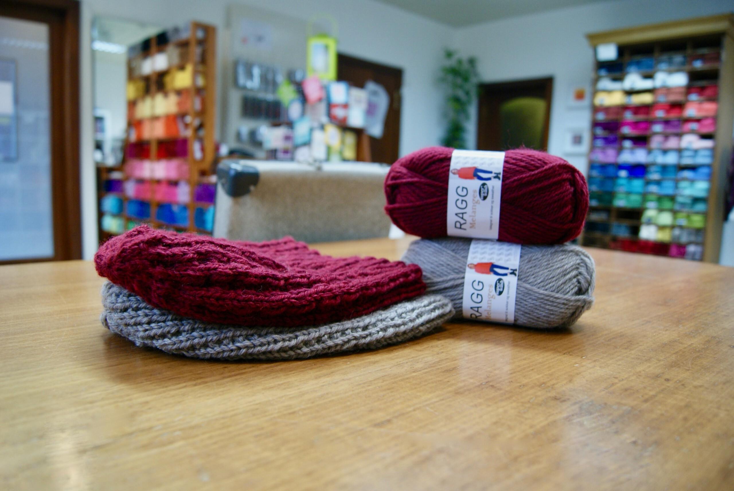 Mehr als nur Sockenwolle: Ragg