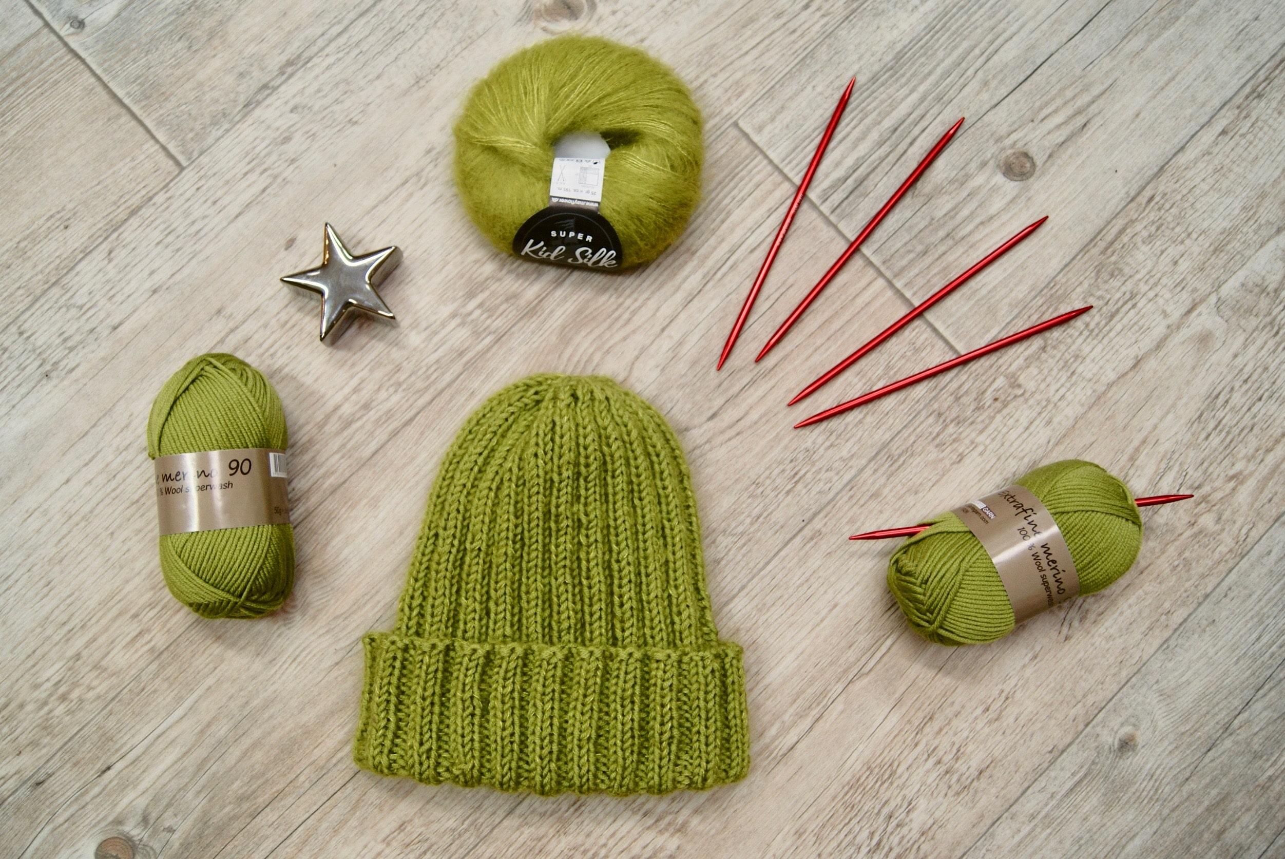 Geschenke selbst gemacht: Die XXL-Mütze