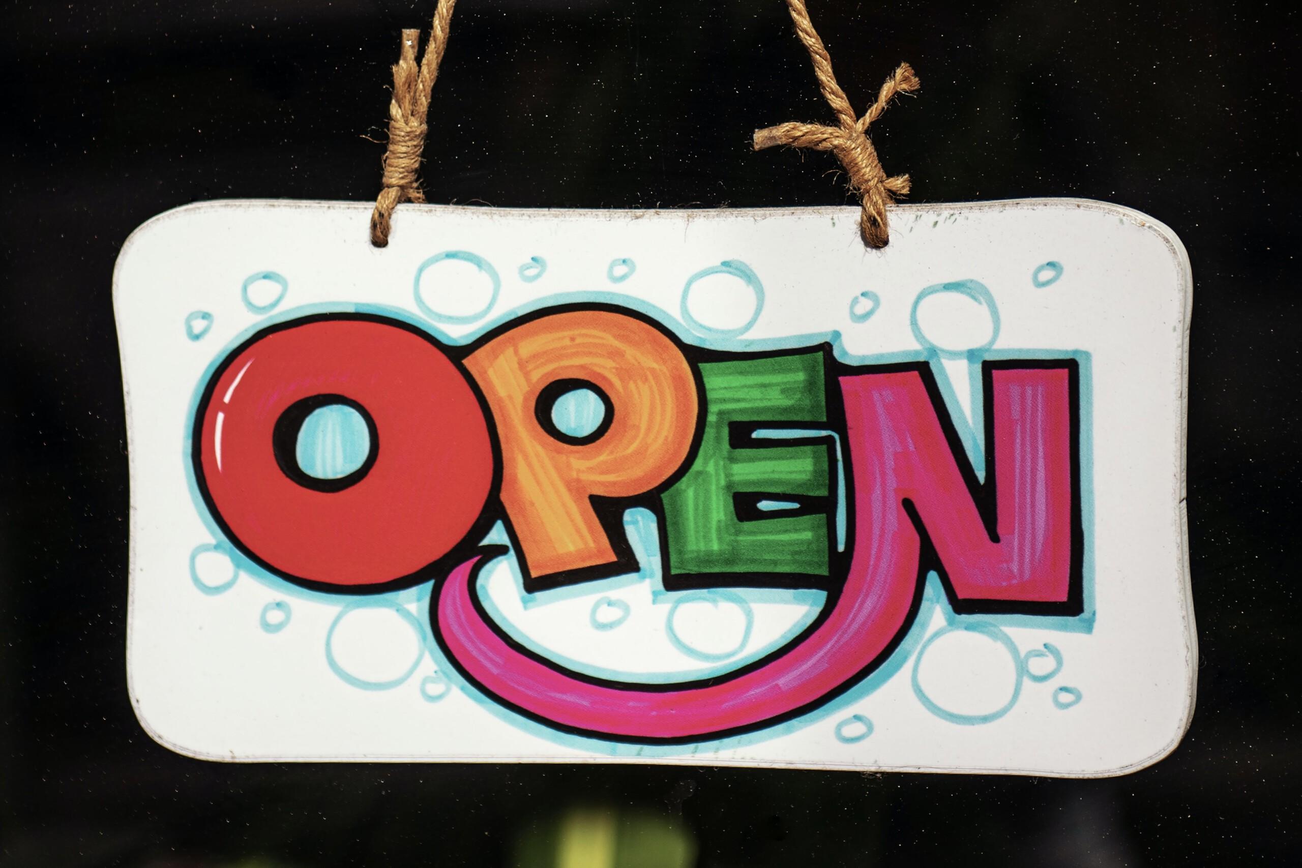 Wir öffnen wieder – aber vorsichtig!