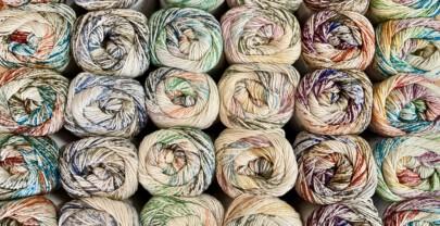 Bock auf Baumwolle: Acquarello von Laines du Nord